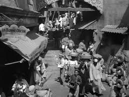Image result for casablanca 1942 street market